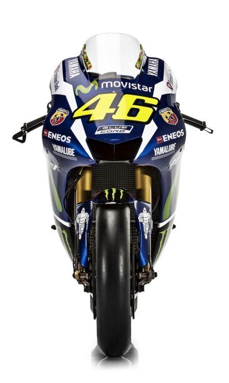 Yamaha Yzr M1 46 Valentino Rossi Racing Bikes Super Bikes