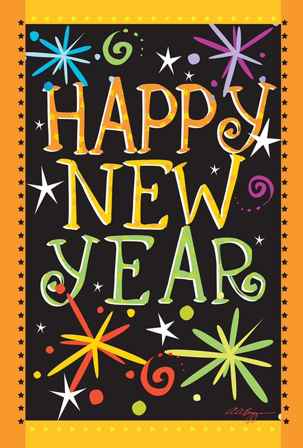 Happy New Year Happy new year images, New year's eve
