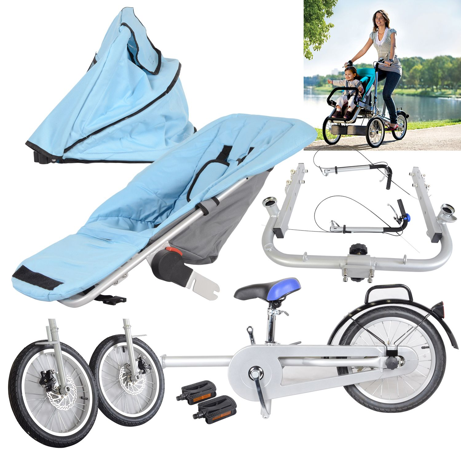 Baby Baby bike, Tricycle, Stroller