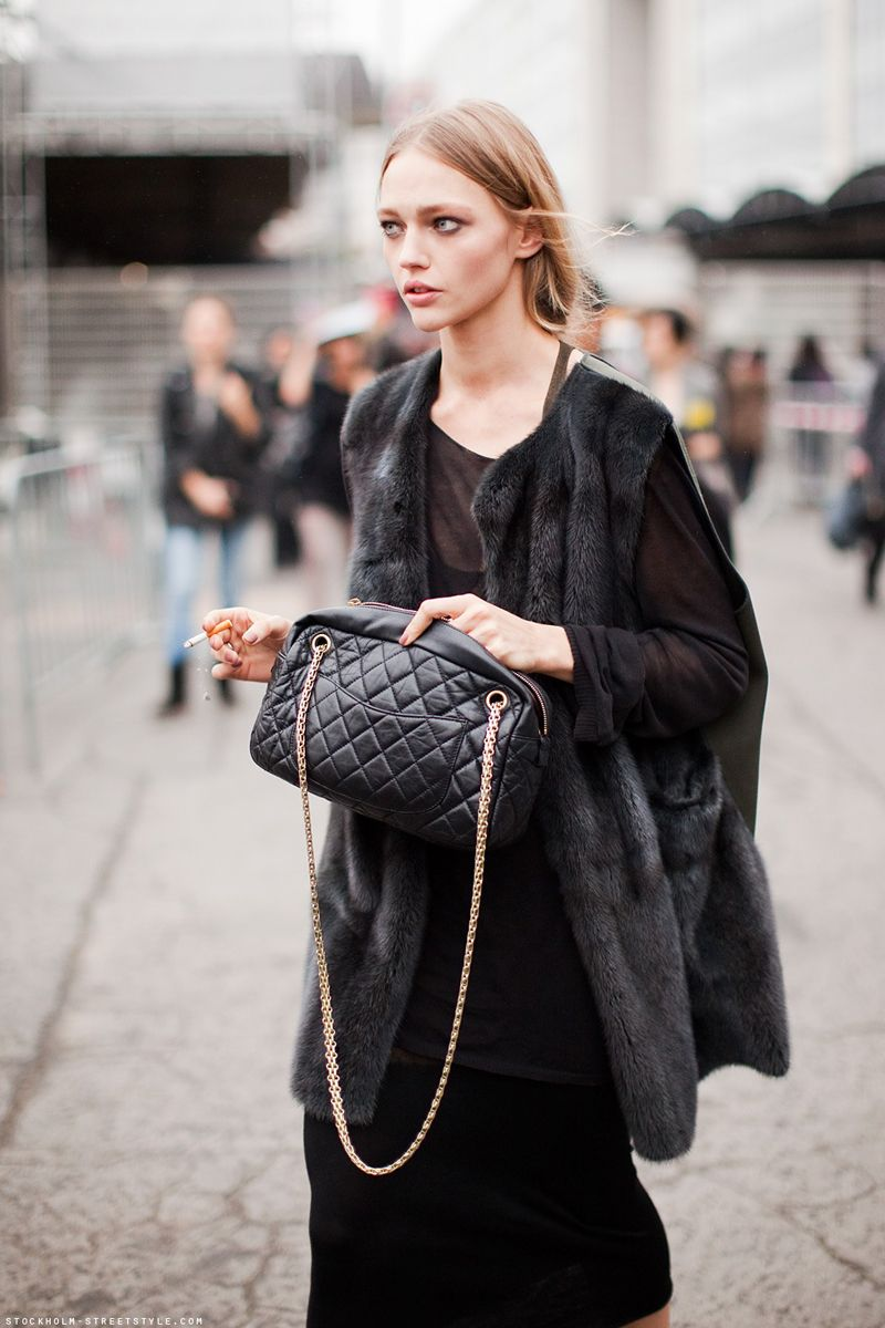 #fur #fashion #FashionCherry