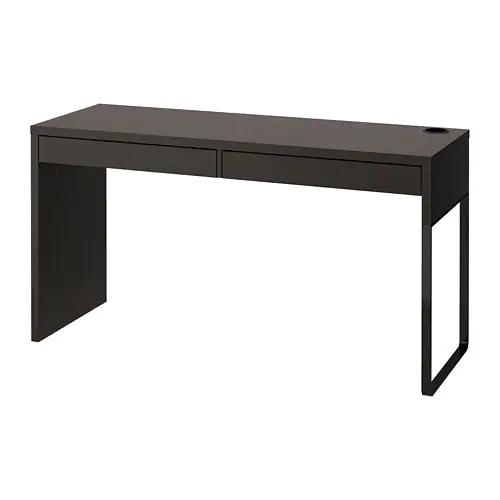 Micke Desk White 55 7 8x19 5 8 In 2020 Micke Desk White