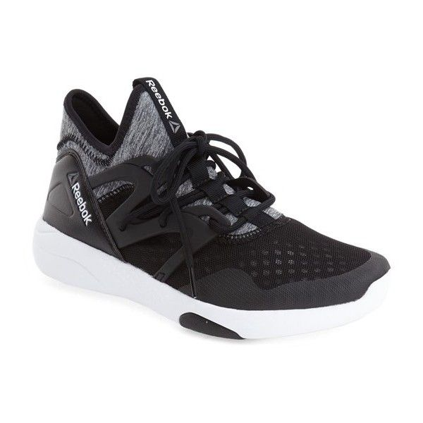 Women's Reebok 'Hayasu' Training Shoe (120 CAD) ❤ liked on Polyvore  featuring