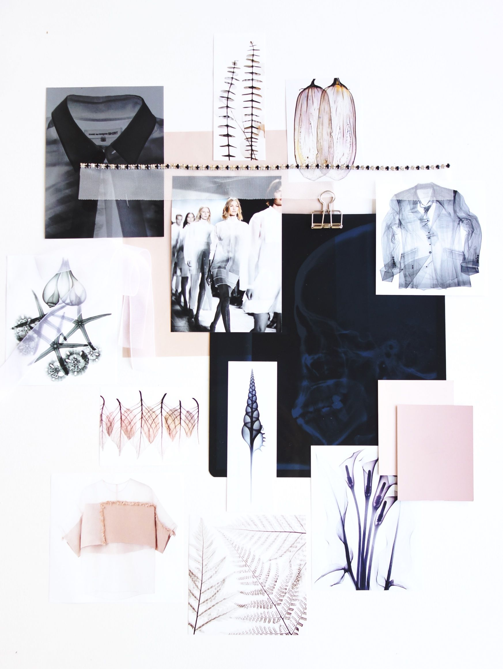 How To Create A Well Structured Mood Board Video Course Presented By Gudy Herder Mood Board Design Mood Board Fashion Mood Board Inspiration