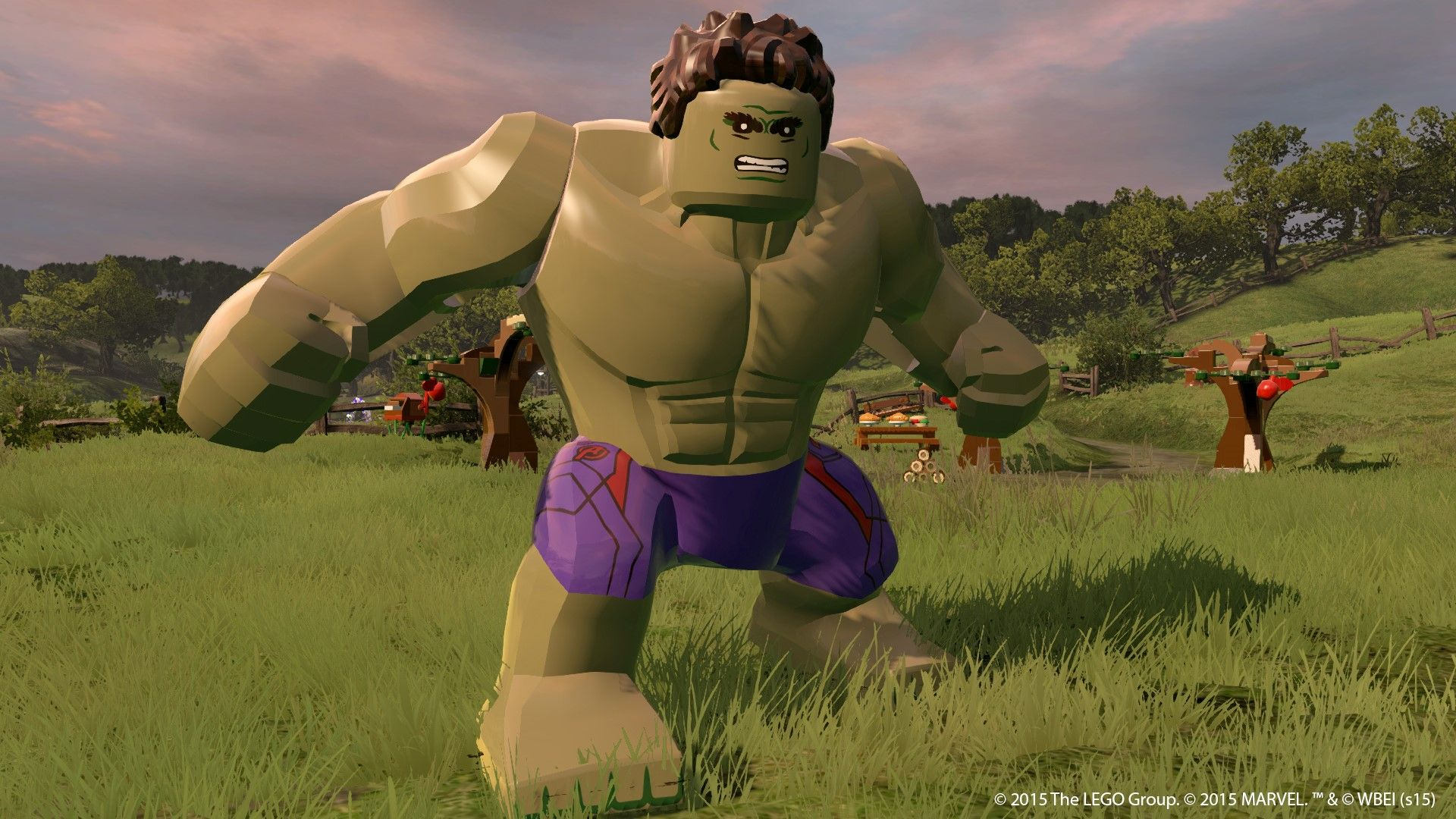 LEGO Marvel's Avengers' ties to the cinematic universe make it less imaginative than its comic book predecessor, but excellent superhero gameplay makes up for it. Description from gamingtrend.com. I searched for this on bing.com/images