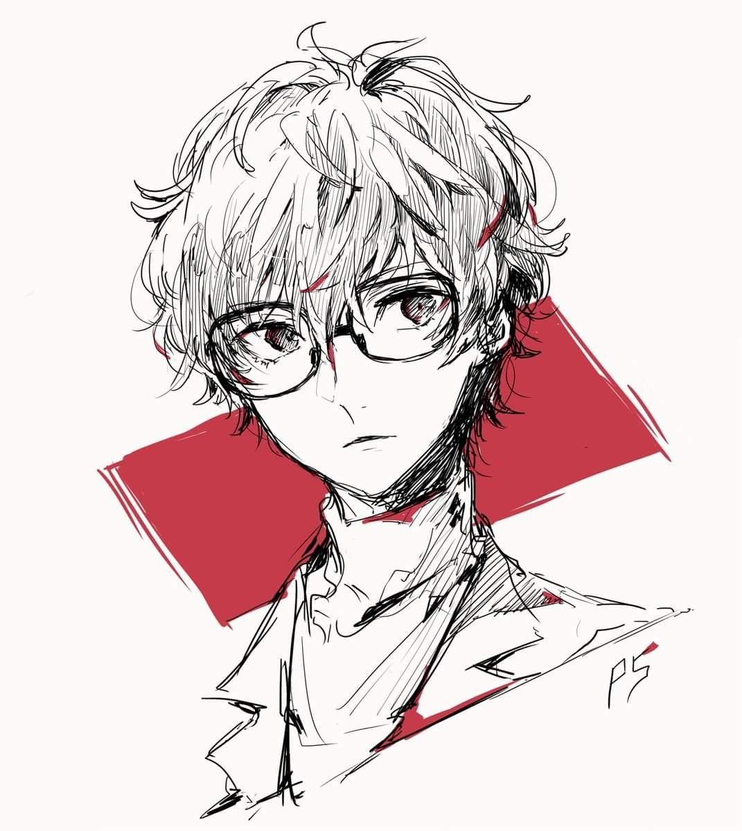 Pin By La Enmascarada Abrilita On Rersoha Persona 5 Anime Persona 5 Joker Persona 5