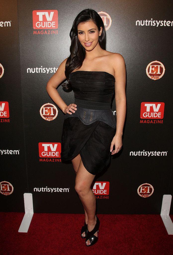 Kim Kardashian Party Dress