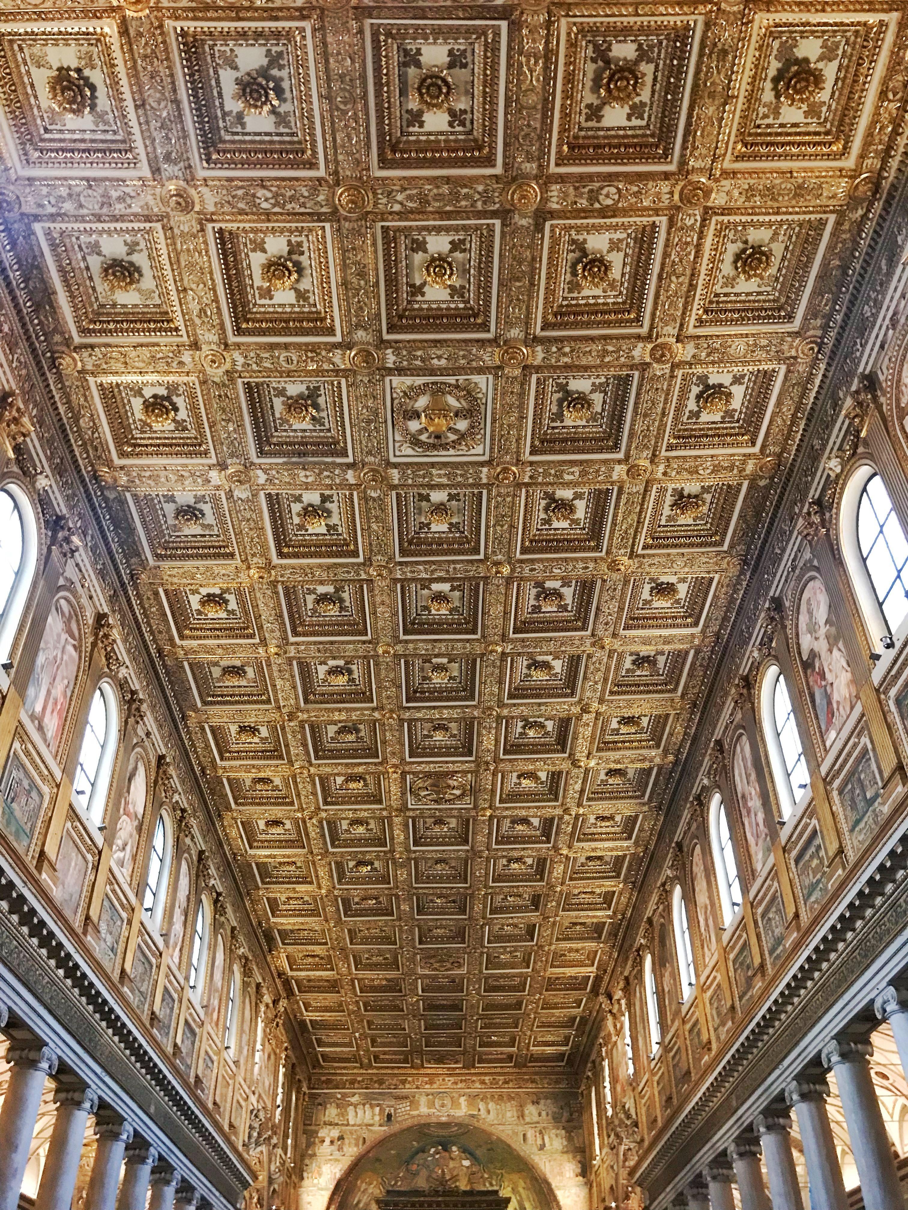 Basilica Di Santa Maria Maggiore (With Images)