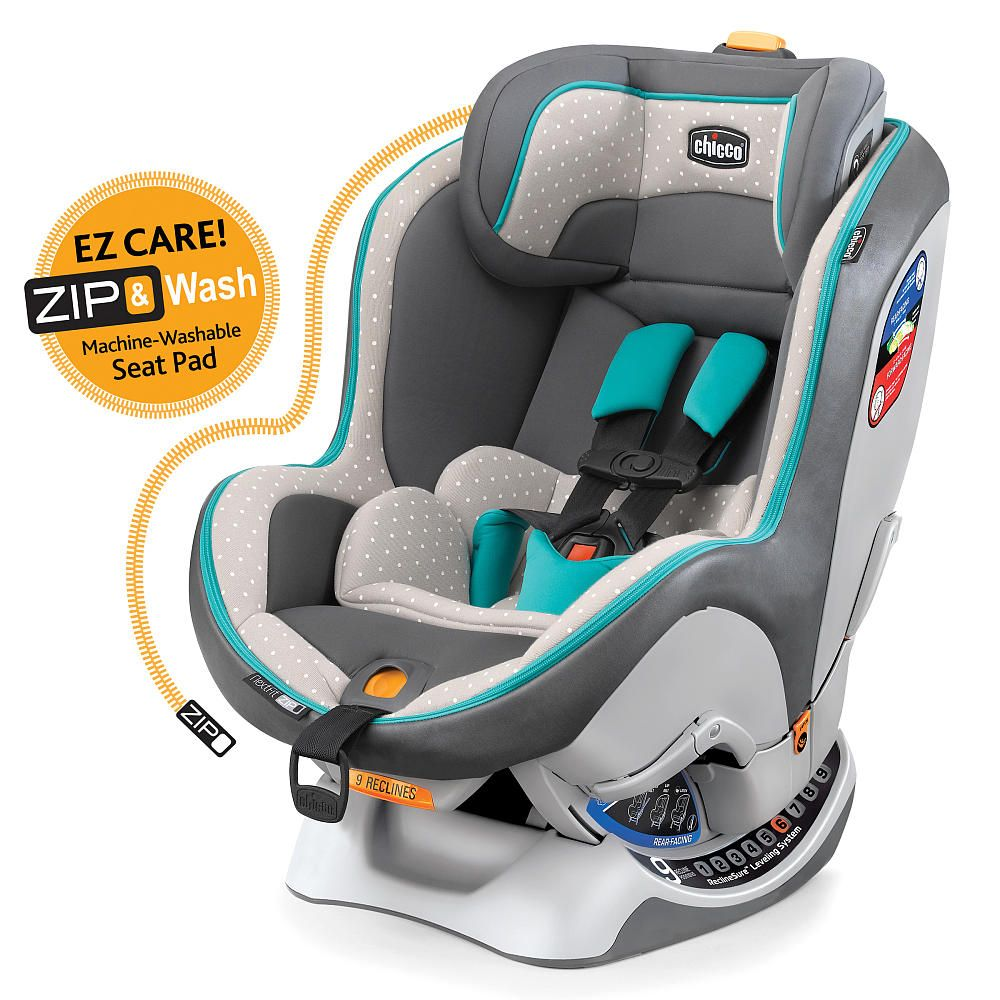 Introducing the NextFit Zip Convertible Car Seat from