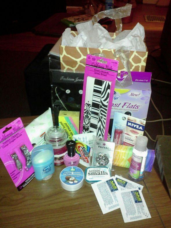 Bm Bags Wedding Gift Bridesmaids Diy Pink 0305131902