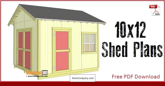 Outdoor Shed Plans 8x10 And Pics Of 12x16 Gambrel Roof Shed Plans