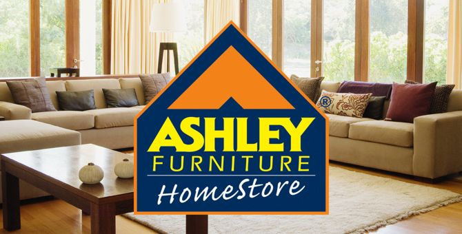 For quality and trendy furniture look no further than Ashley
