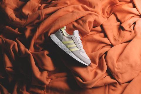Adidas Marathon Tech Clear BrownHi Res YellowEcru Tint