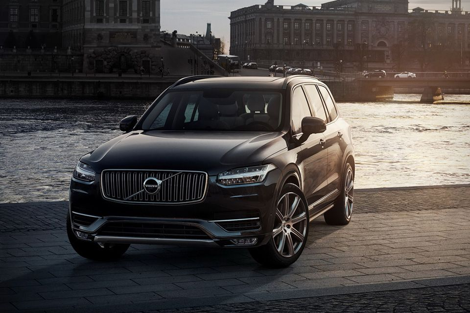 2015 Volvo XC90 Volvo xc90, Volvo, Volvo xc90 2015