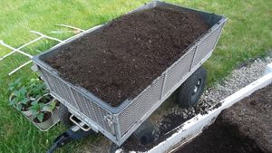 Square Foot Gardening Mel Bartholomewu0027s Soil Mixture Recipe