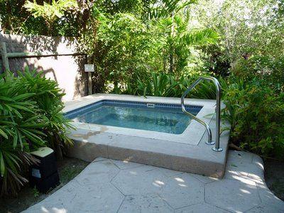 Diy plunge pools diy plunge pool t1q3ohca beach house for Piscinas pequenas plastico duro