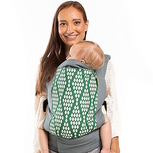Baby Ring Sling KARIDUN Baby Wrap and Carrier for Easy Wearing and Carrying of Babies Up to 66 lbs 0-36 Months Dark Blue