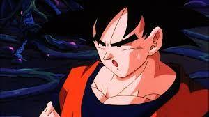 Goku Confused Google Search Anime Goku Dragon Ball Z