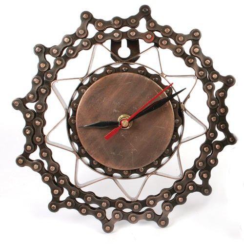 Bici De 2019Reciclado Reloj En RelojY Cadenas rCBeWdxo