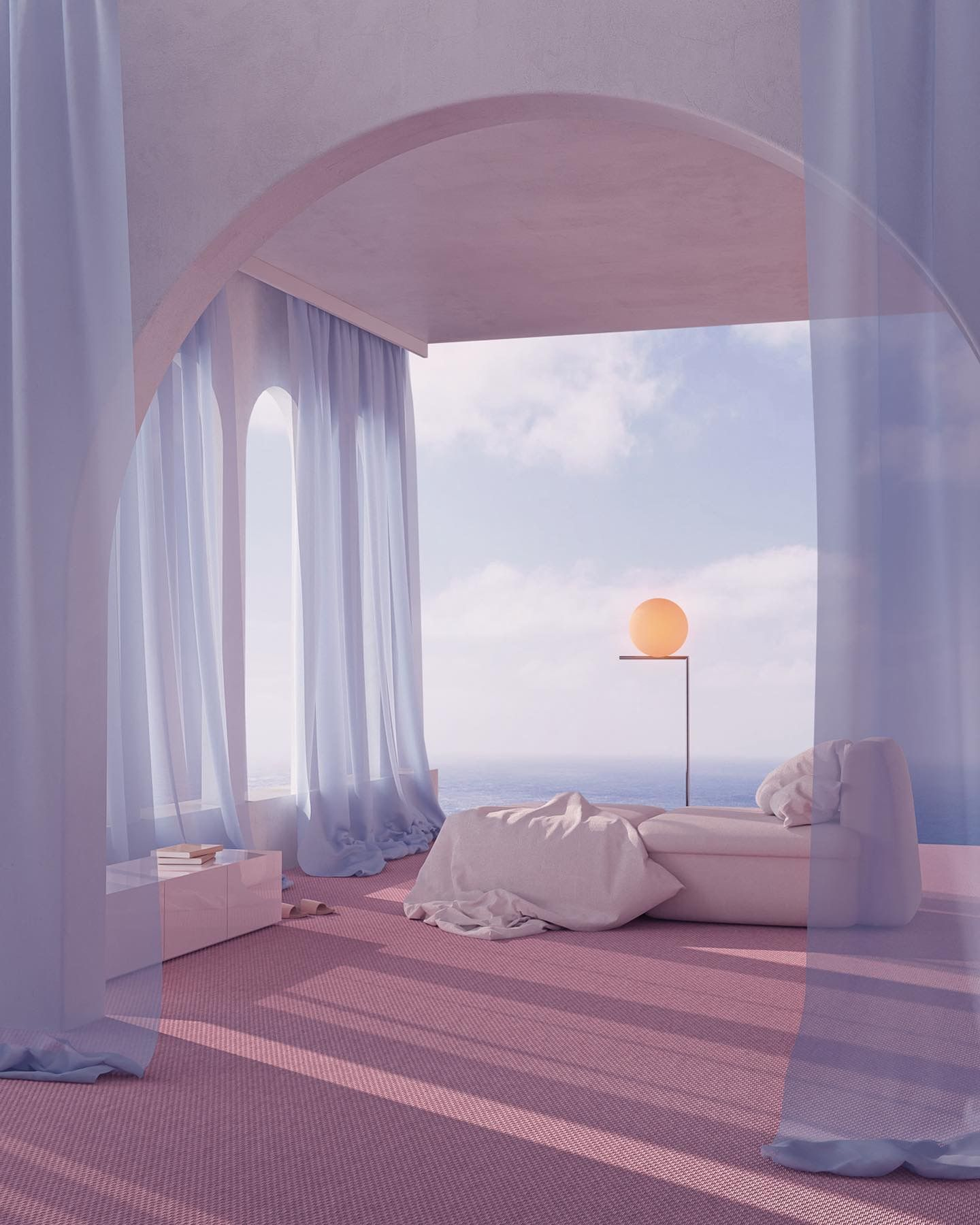 Pink And Powder Blue Luxury Interior Inspo Aesthetic Rooms House Design Dream Rooms Luxury pink aesthetic room