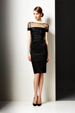 Pamella Roland Pre-Fall 2014 Collection Slideshow on Style.com