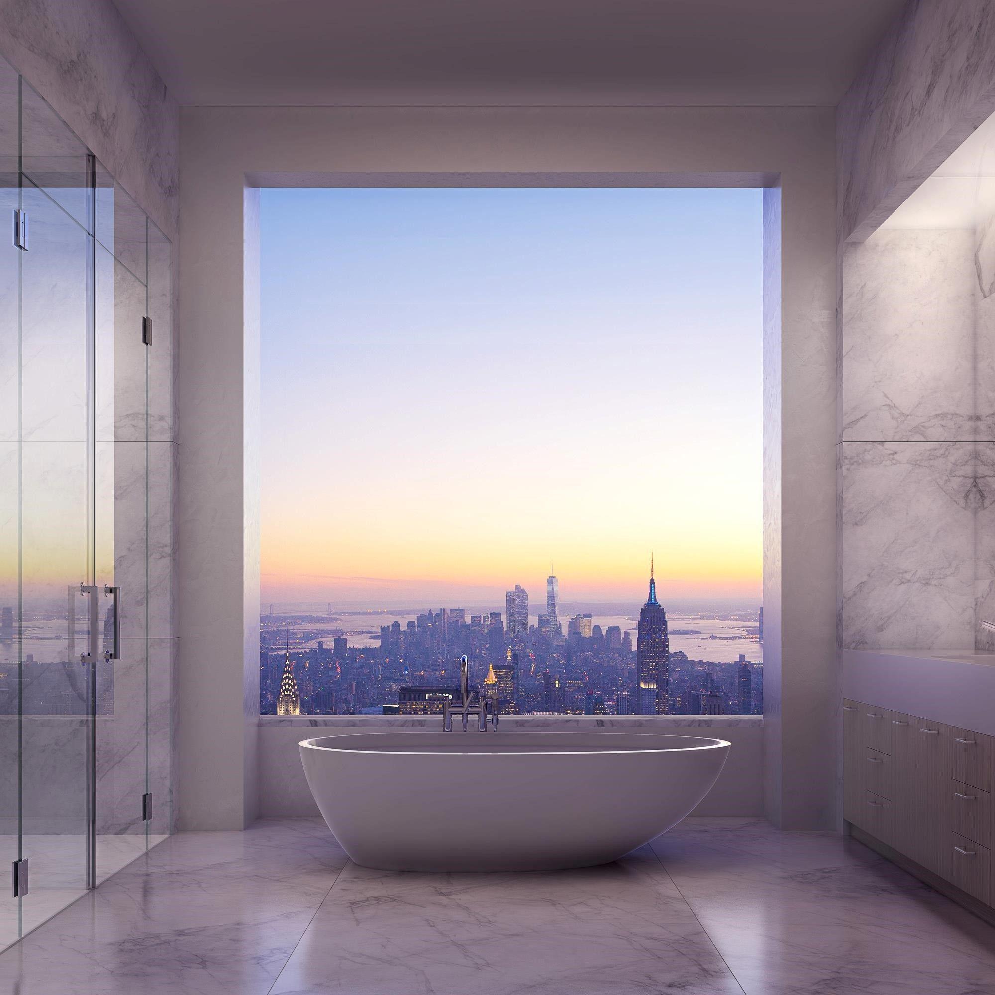 glorious 432 park avenue skyscraper in new york usa by deborah