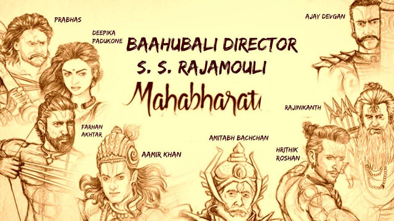 Mahabharat Movie Cast Aamir Khan Rajinikanth Prabhas Shahrukh