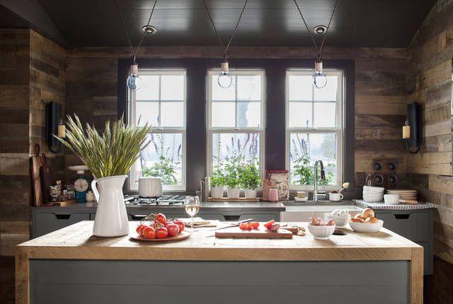 Cucina con vista | petti | Pinterest | Cucina, Arredamento e Foto