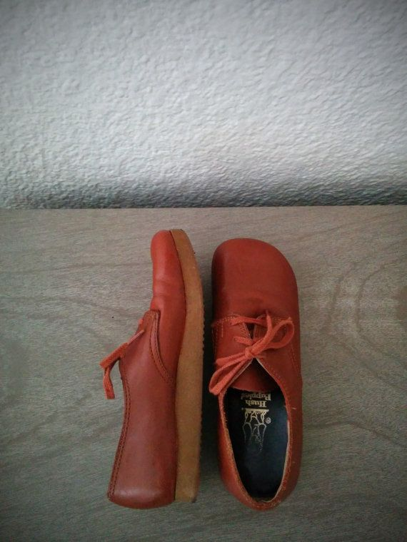 Leather Hush Puppies Comfort And Style Now At Betagoods Vintage