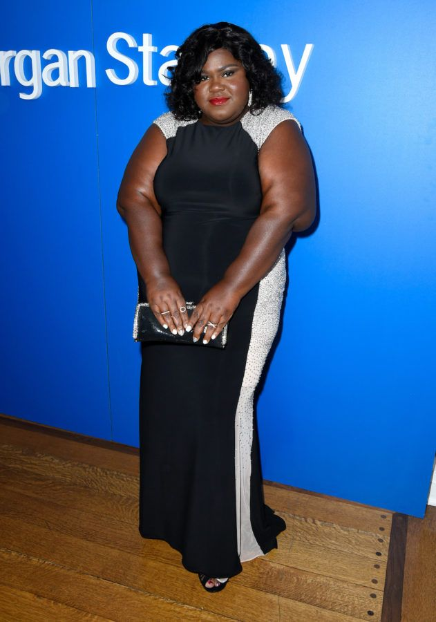 Gabourey Sidibe at the 9th Annual Oscars Sistahs Soiree ...