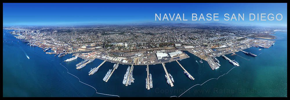 32nd street naval base was in dry dock here in 1986