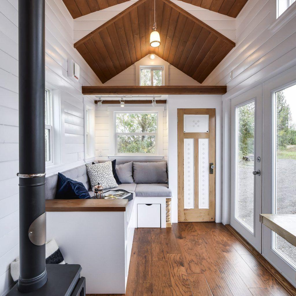 30ft Custom Loft Edition Tiny Home - House Listings