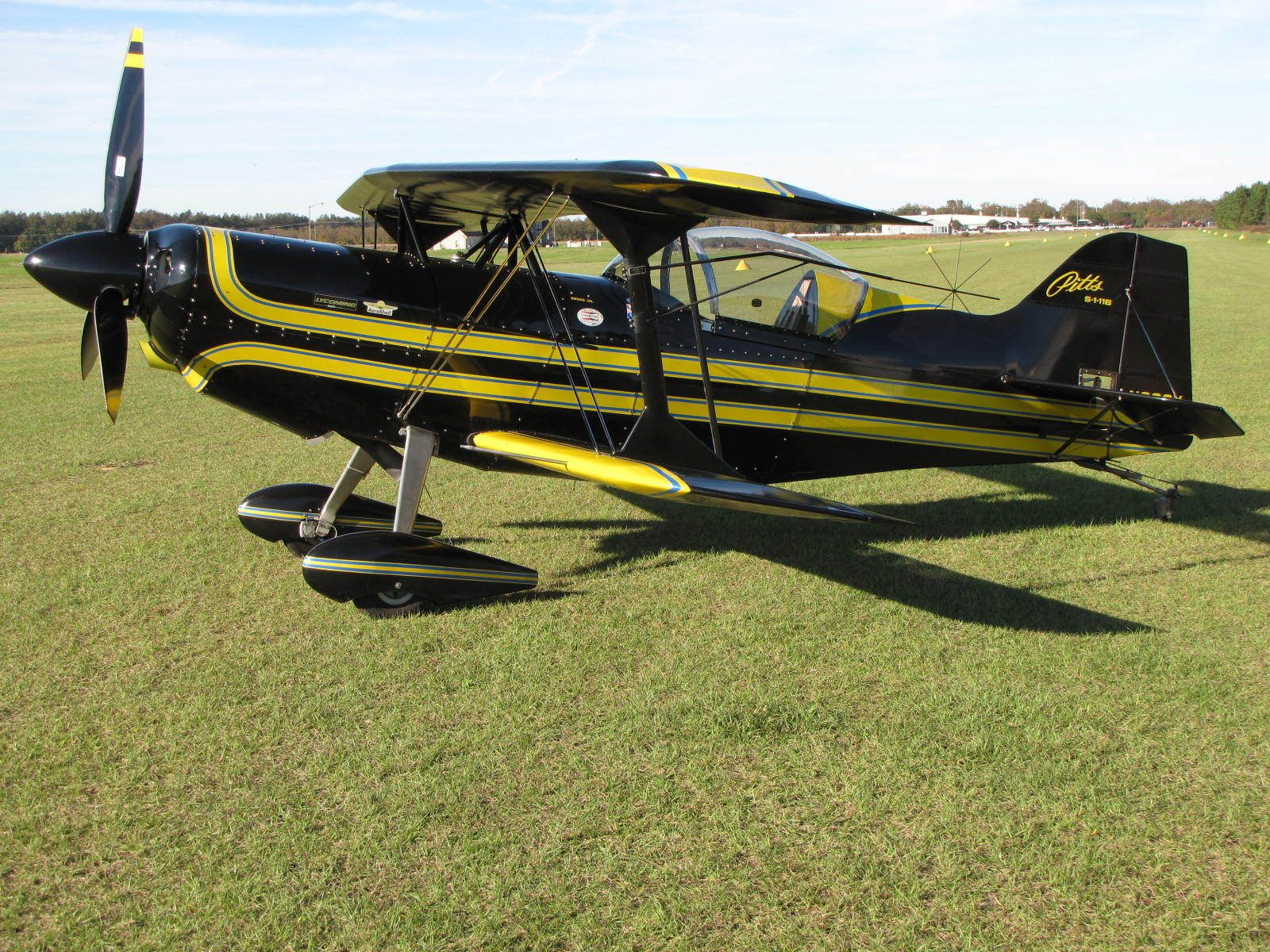 2002 Pitts S111B General aviation