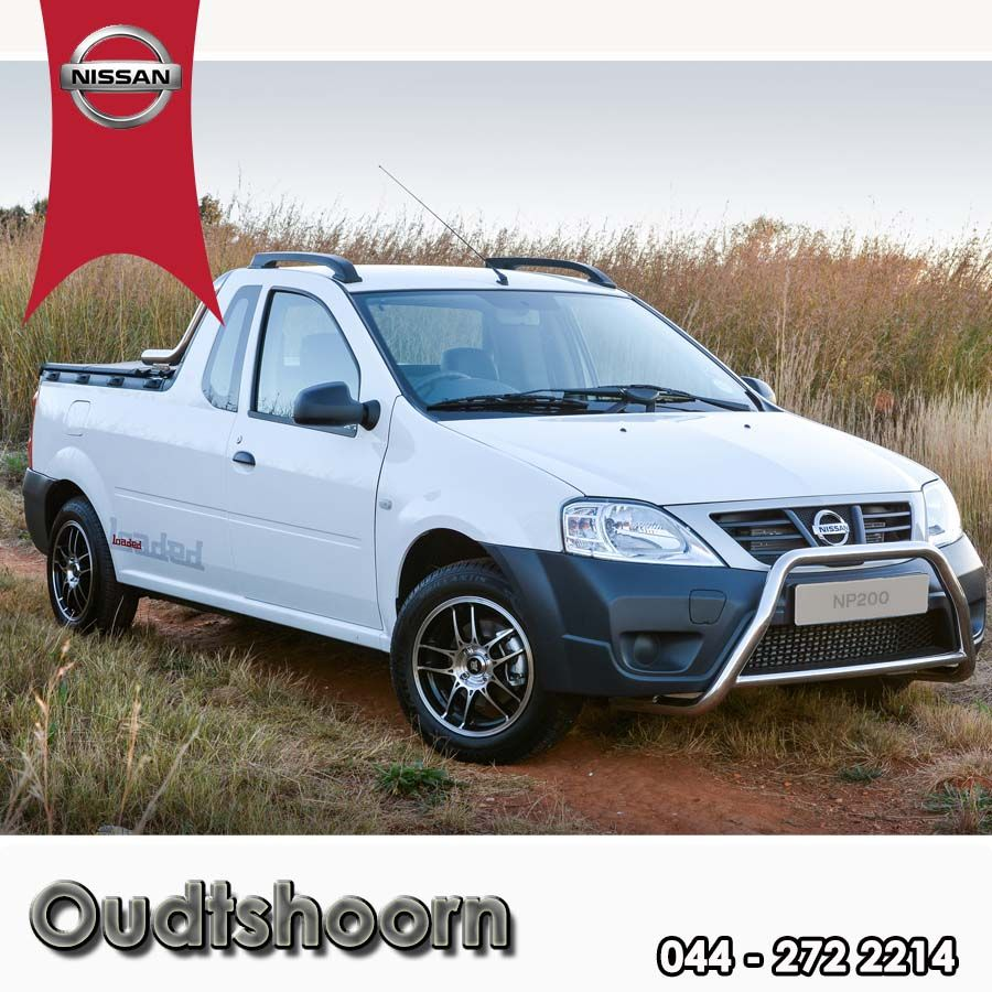 The Nissan Np200 Is Equipped With A Variety Of Small Accessories