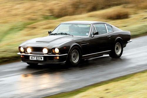 70 S Aston Martin V8 Vantage 자동차
