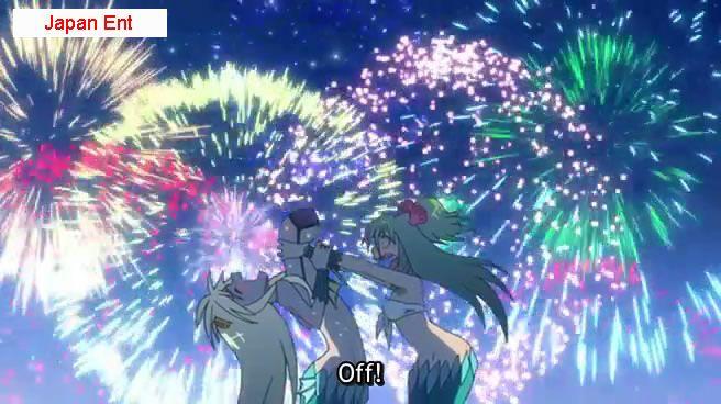 Namiuchigiwa no Muromi-san episode 12 Stop it, Muromi! You'll rip it off