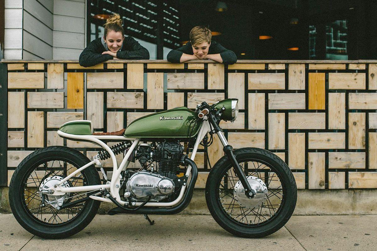 The 5 Best Custom Bikes Of The Week Kawasaki Cafe Racer Cafe Racer Build Cafe Racing [ 800 x 1200 Pixel ]