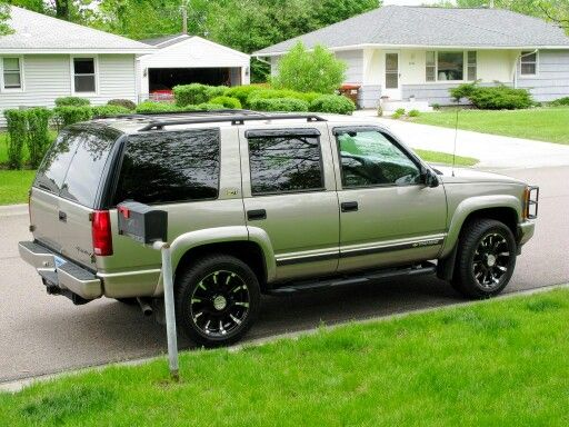 Pin By Michael Hathaway On Chevy Tahoe Z71 Chevy Tahoe Chevy Tahoe Z71 Tahoe