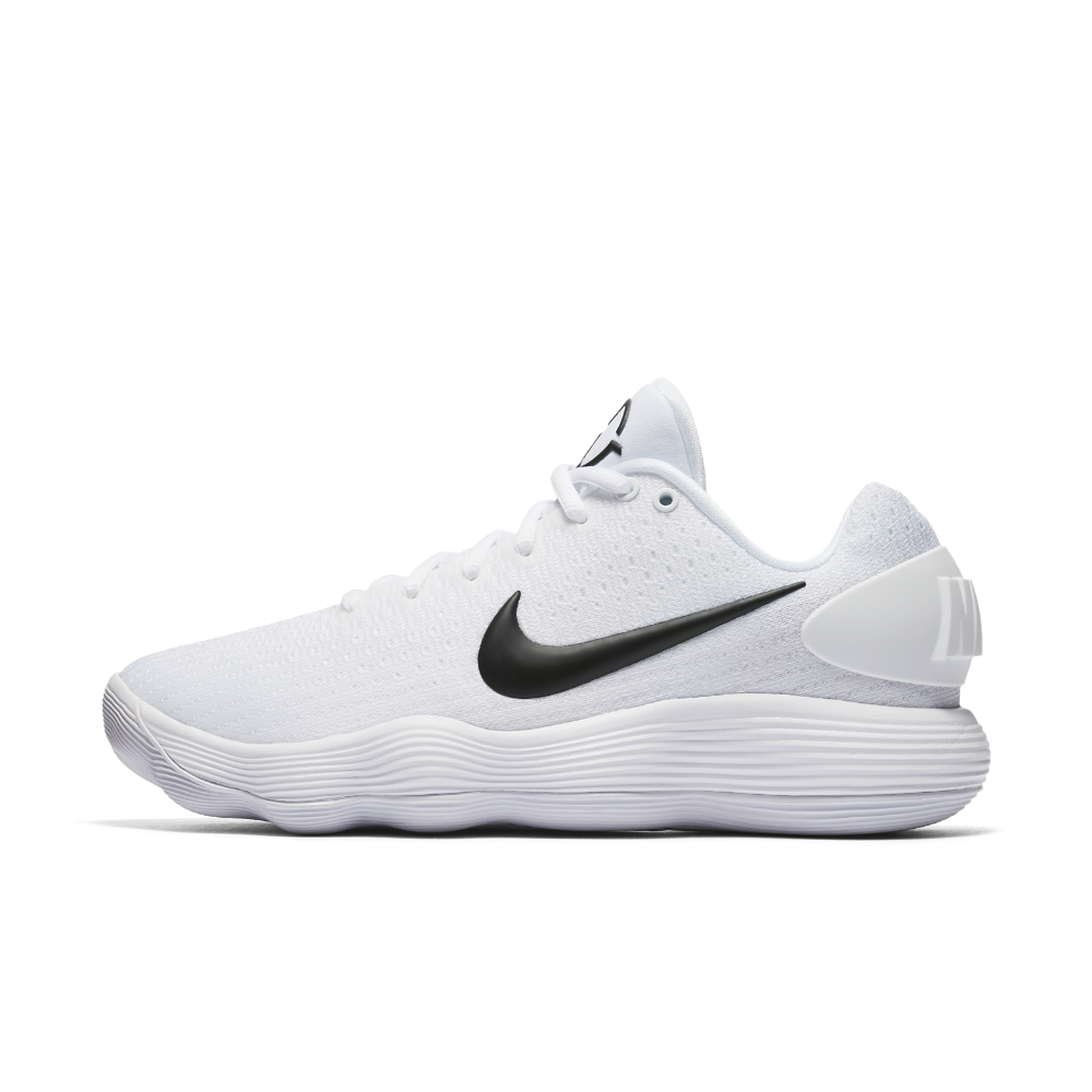 Nike Hyperdunk 2017 Low (Team) Women s Basketball Shoe Size 16 (White) 6915890f25