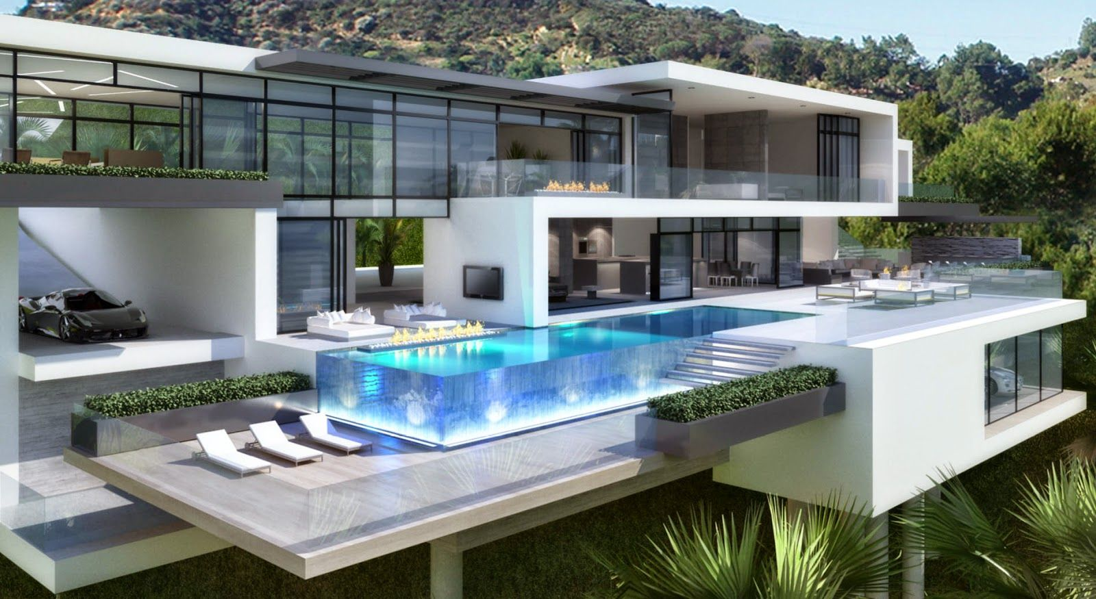 Fancy houses mansions beautiful modern house design big modern houses fancy houses big