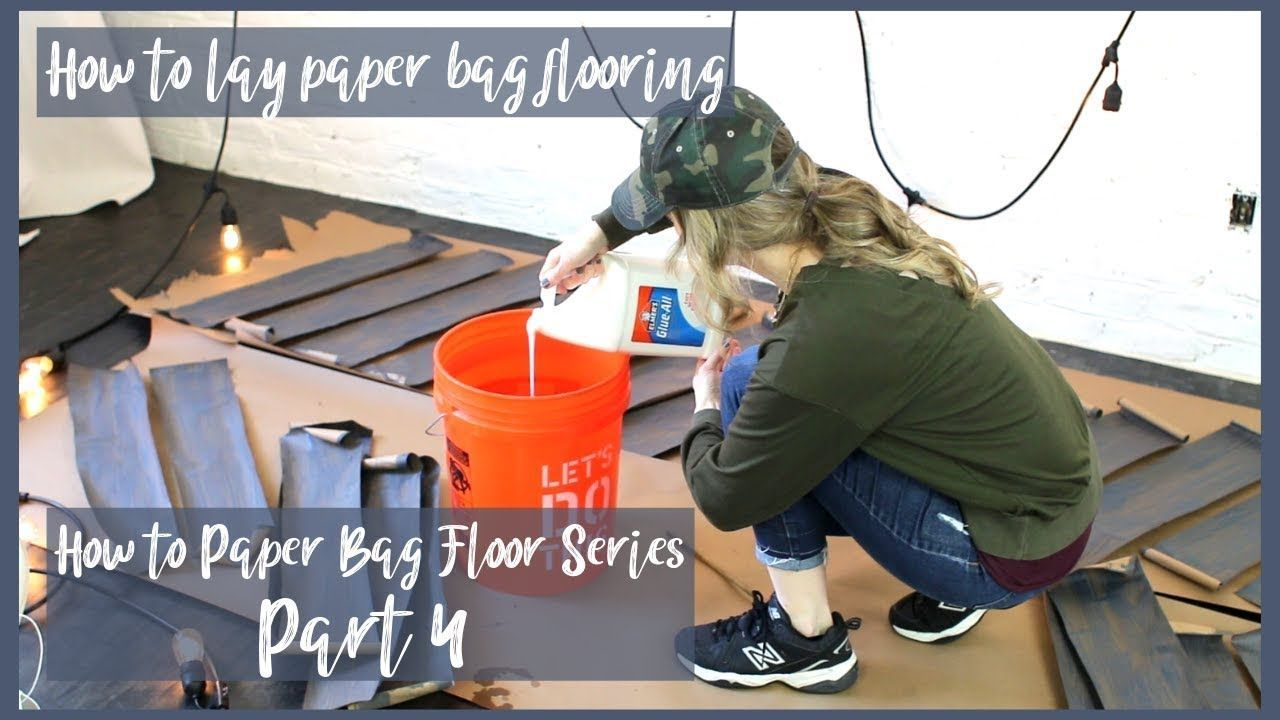How to Lay Paper Bag Flooring | Paper Bag Flooring Instructions | Paper ...   paper bag floors, paperbag flooring, paperbag floor, how to make paper bag floors, faux paper bag planks, cheap flooring, DIY paper bag flooring #paperbagflooring How to Lay Paper Bag Flooring | Paper Bag Flooring Instructions | Paper ...   paper bag floors, paperbag flooring, paperbag floor, how to make paper bag floors, faux paper bag planks, cheap flooring, DIY paper bag flooring #paperbagflooring
