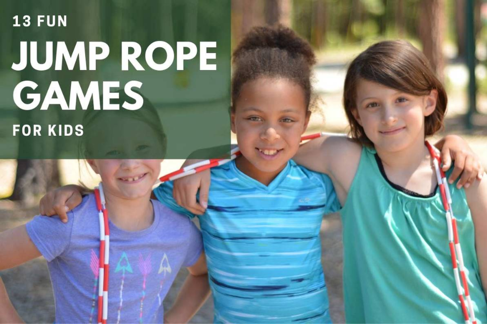 Jump Rope Songs School age activities, Jump rope songs