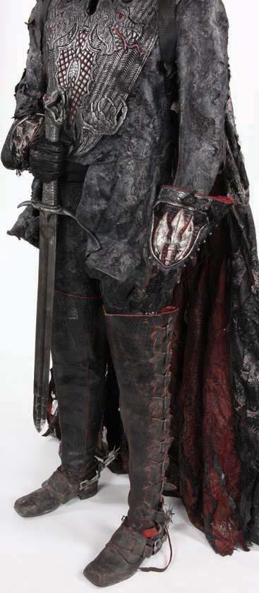 headless horsemen costume from tim burtons sleepy hollow - Sleepy Hollow Halloween Costumes