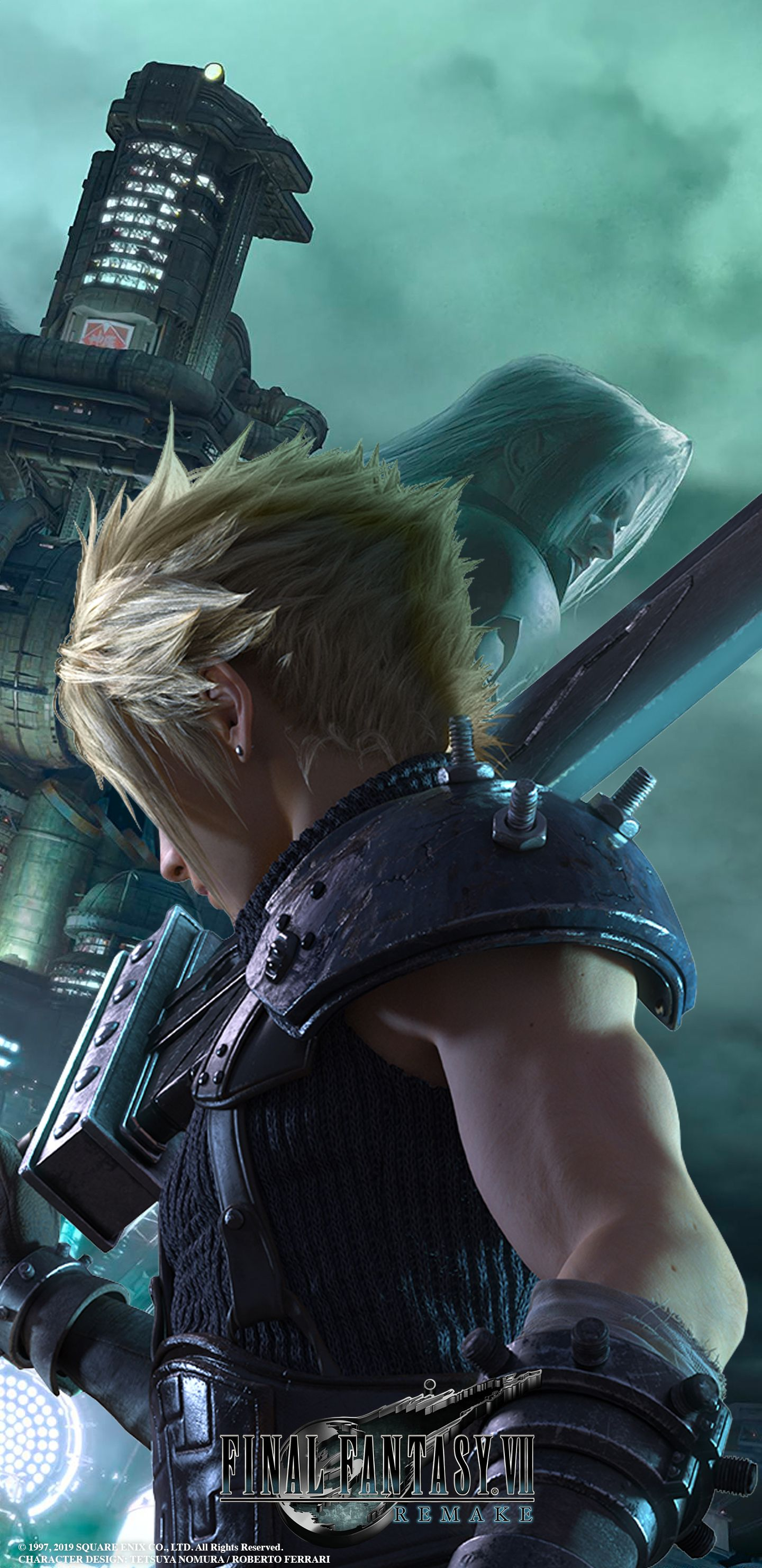 Final Fantasy Vii Remake クラウド ストライフ Ff7 クラウド Ff 壁紙