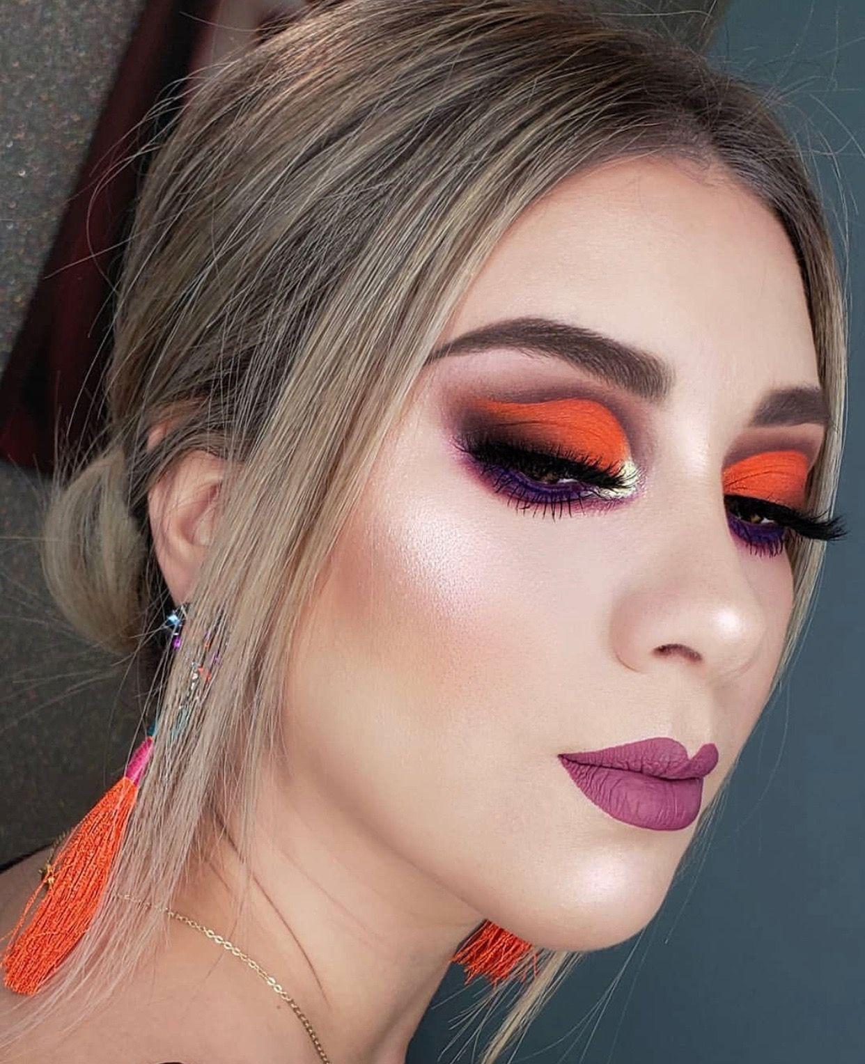 Pin de Melena Crvts en Beauty tips Maquillaje de ojos