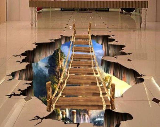 3d Murals For Floors