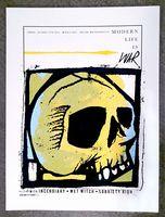 Modern Life Is War Poster - Middle East, Boston - Screenin4AChange