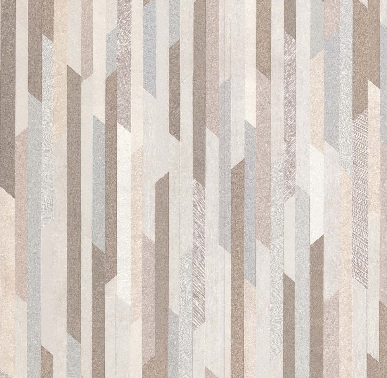 Rosa Weiss Streifen Mustertapete Baby Zimmer Linien Streifen Madchen In 2020 Haus Deko Gestreifte Tapete Rauminspiration