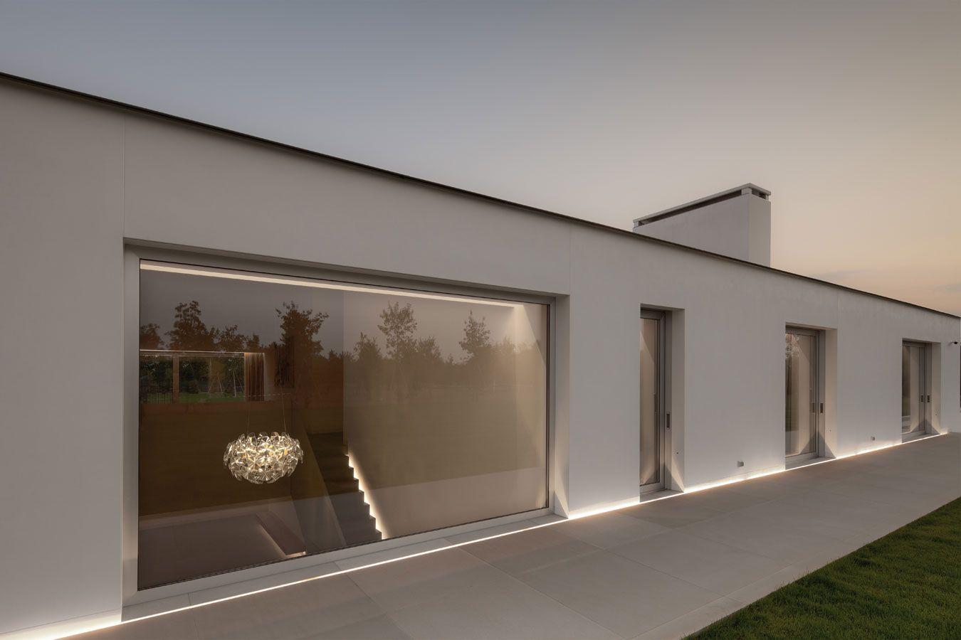 John pawson casa delle bottere treviso modern for Idee architettura interni