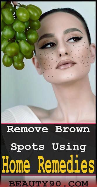 Ways To Take Away Brown Spots On Facial Area Normally