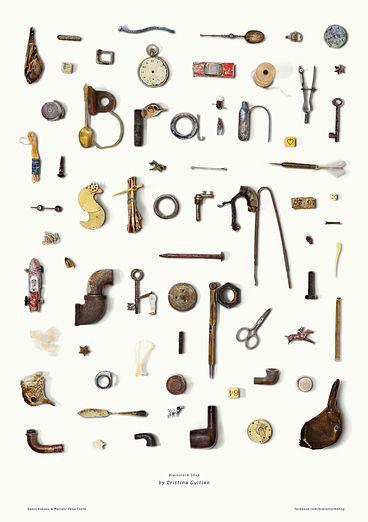 Brain Storming Illustration
